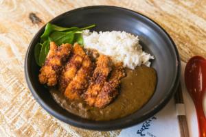 GORYON-SAN Chicken Katsu Curry
