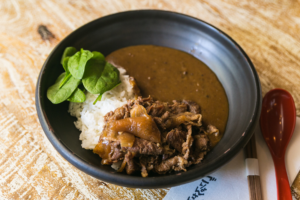 GORYON-SAN Stewed Beef Curry